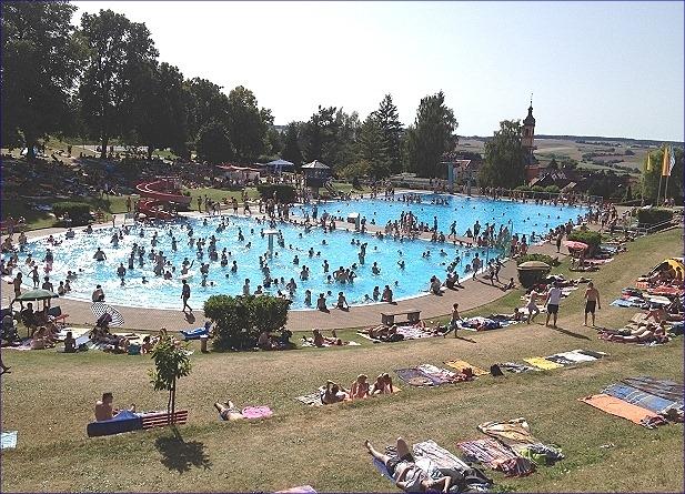 Beheiztes Freibad Im Spessart   Naturpark   Schwimmbad   Spessartbad    Erlebnisbad   Schwimmen   Planschen   Spielen   Wasserspaß   Förderverein  ...